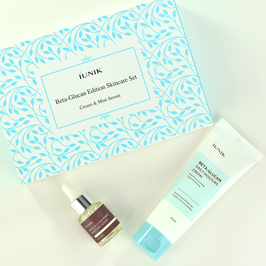 Iunik Beta-Glucan Edition Skincare Set -- Shop KBeauty Canada USA -- Chuusi.ca