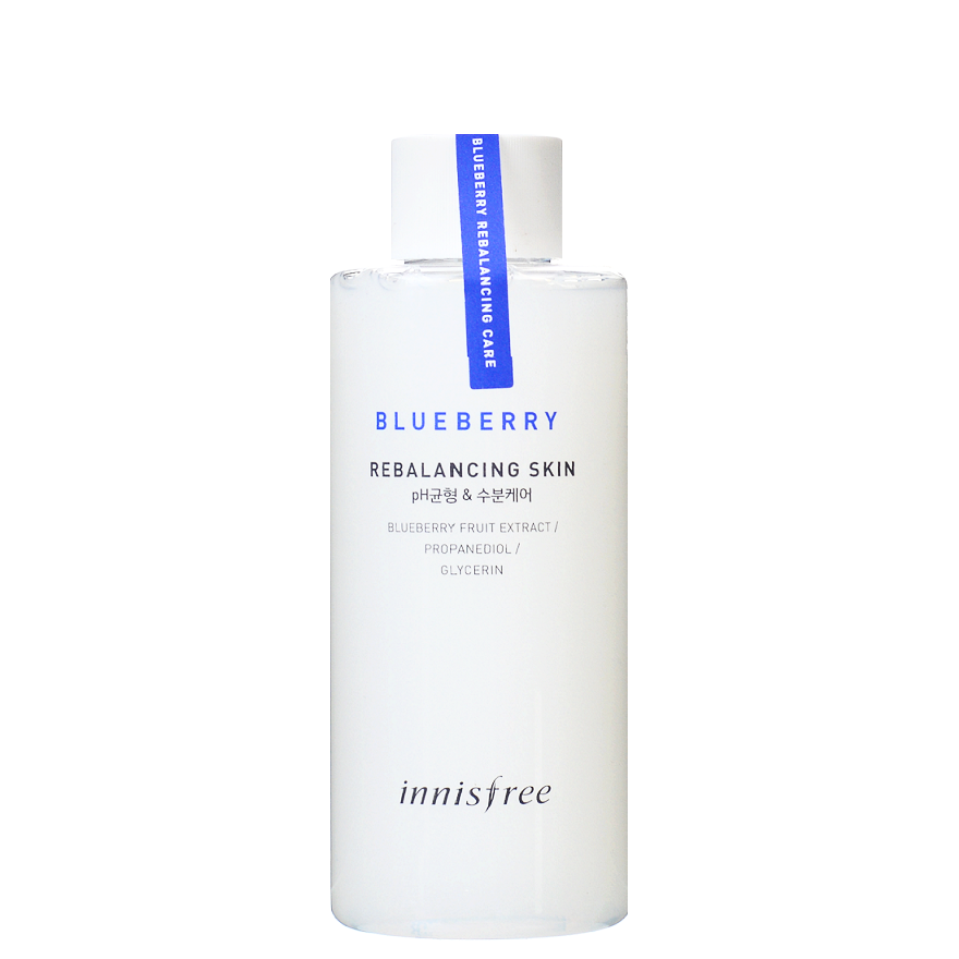 INNISFREE Blueberry Rebalancing Skin (150ml) | Shop Korean skincare in Canada & USA at Chuusi.ca