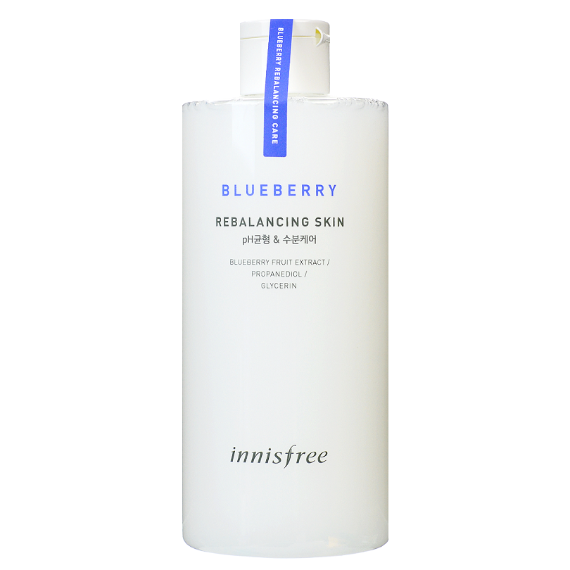 INNISFREE Blueberry Rebalancing Skin (350ml) | Shop Korean skincare in Canada & USA at Chuusi.ca