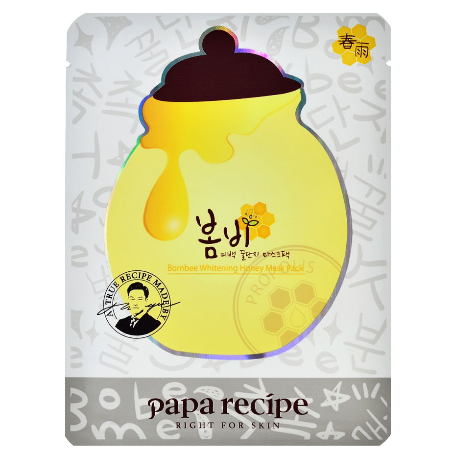 PAPA RECIPE Bombee Whitening Honey Mask Pack | Shop Korean skincare in Canada & USA at Chuusi.ca