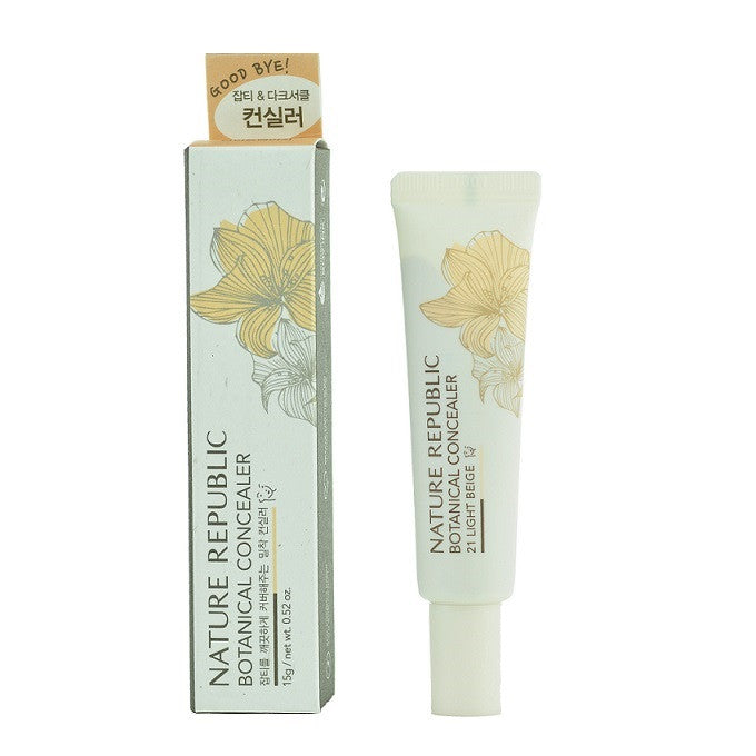 Nature Republic - Botanical Concealer | Chuusi | Shop Korean and Taiwanese Cosmetics & Skincare at Chuusi.ca - 2