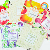 L'HERBOFLORE 6pc Mask Bundle - Dry Skin | Shop L'Herboflore Taiwanese sheet mask in Canada & USA at Chuusi.ca