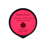 INNISFREE Capsule Recipe Pack Pomegranate Bubble Sleeping Pack | Shop Korean Skincare Cosmetics in Canada & USA at Chuusi.ca