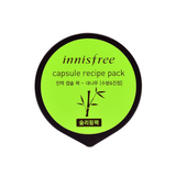 Innisfree - Capsule Recipe Pack - Bamboo | Chuusi | Shop Korean and Taiwanese Cosmetics & Skincare at Chuusi.ca