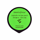 INNISFREE Capsule Recipe Pack Green Tea | Shop Innisfree Korean skincare cosmetics in Canada & USA at Chuusi.ca