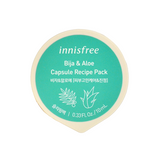 INNISFREE Capsule Recipe Pack - Bija & Aloe -- Shop Korean Japanese Taiwanese Skincare in Canada & USA at Chuusi.ca
