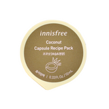 INNISFREE Capsule Recipe Pack - Coconut -- Shop Korean Japanese Taiwanese Skincare in Canada & USA at Chuusi.ca