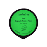 INNISFREE Capsule Recipe Pack - Kale -- Shop Korean Japanese Taiwanese Skincare in Canada & USA at Chuusi.ca