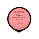 INNISFREE Capsule Recipe Pack - Red Bean -- Shop Korean Japanese Taiwanese Skincare in Canada & USA at Chuusi.ca