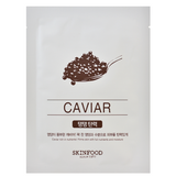 SKINFOOD Beauty In A Food Mask - Caviar -- Shop Korean Japanese Taiwanese Skincare in Canada & USA at Chuusi.ca