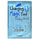 TONY MOLY Changing U Magic Foot Peeling Shoes | Shop Tony Moly in Canada & USA at Chuusi.ca