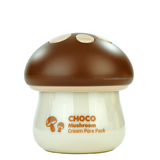 Tony Moly - Magic Food Choco Mushroom Cream Pore Pack | Chuusi | Shop Korean and Taiwanese Cosmetics & Skincare at Chuusi.ca