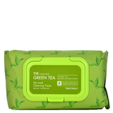 Tony Moly The Chok Chok Green Tea No-Wash Cleansing Tissues -- Shop KBeauty in Canada & USA at Chuusi.ca