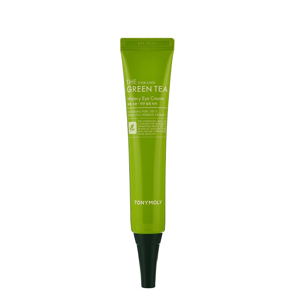 TONY MOLY The Chok Chok Green Tea Watery Eye Cream | Shop Korean Skincare in Canada & USA at Chuusi.ca