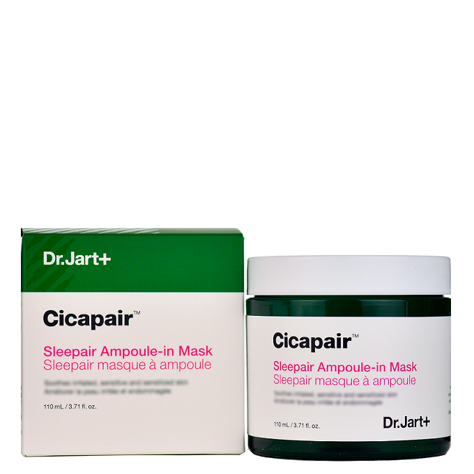 DR.JART+ Cicapair™ Sleepair Ampoule-in Mask -- Shop Korean Japanese Taiwanese skincare in Canada & USA at Chuusi.ca