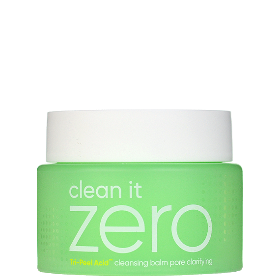 BANILA CO. Clean It Zero Cleansing Balm Pore Clarifying -- Shop Korean Japanese Taiwanese skincare in Canada & USA at Chuusi.ca