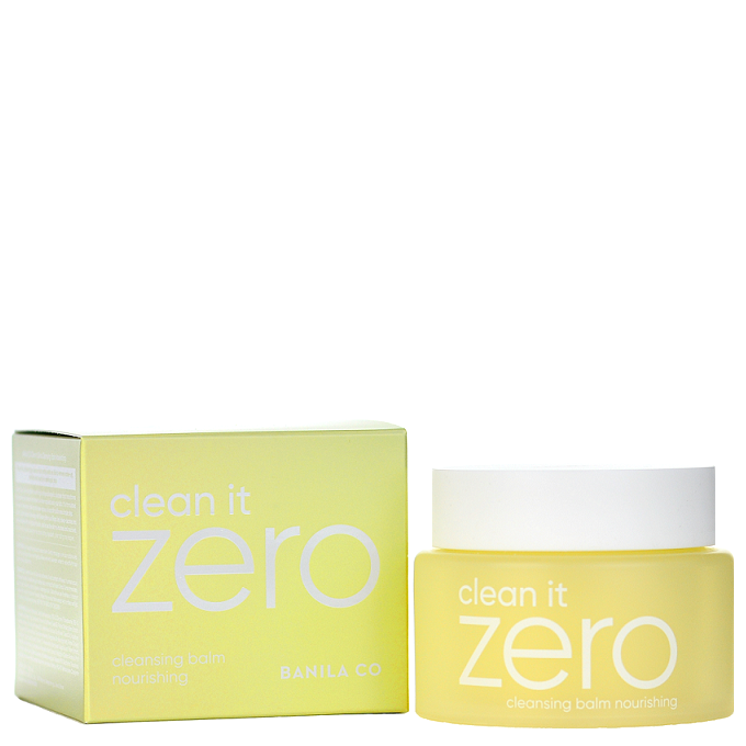 BANILA CO. Clean It Zero Cleansing Balm Nourishing -- Shop Korean Japanese Taiwanese Skincare in Canada & USA at Chuusi.ca