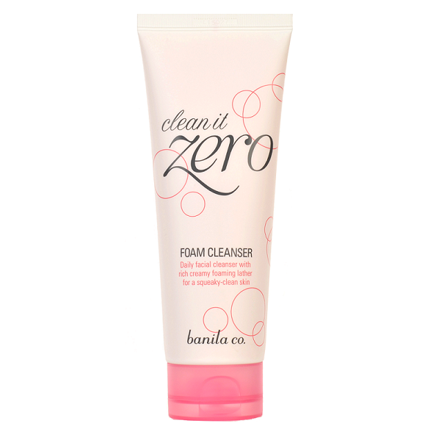 Banila Co. - Clean It Zero Foam Cleanser | Chuusi | Shop Korean and Taiwanese Cosmetics & Skincare at Chuusi.ca