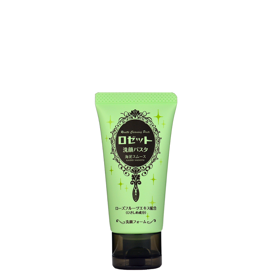 ROSETTE Cleansing Paste Kaidei Smooth (Green) (30g) -- Shop Korean Japanese Taiwanese Skincare in Canada & USA at Chuusi.ca