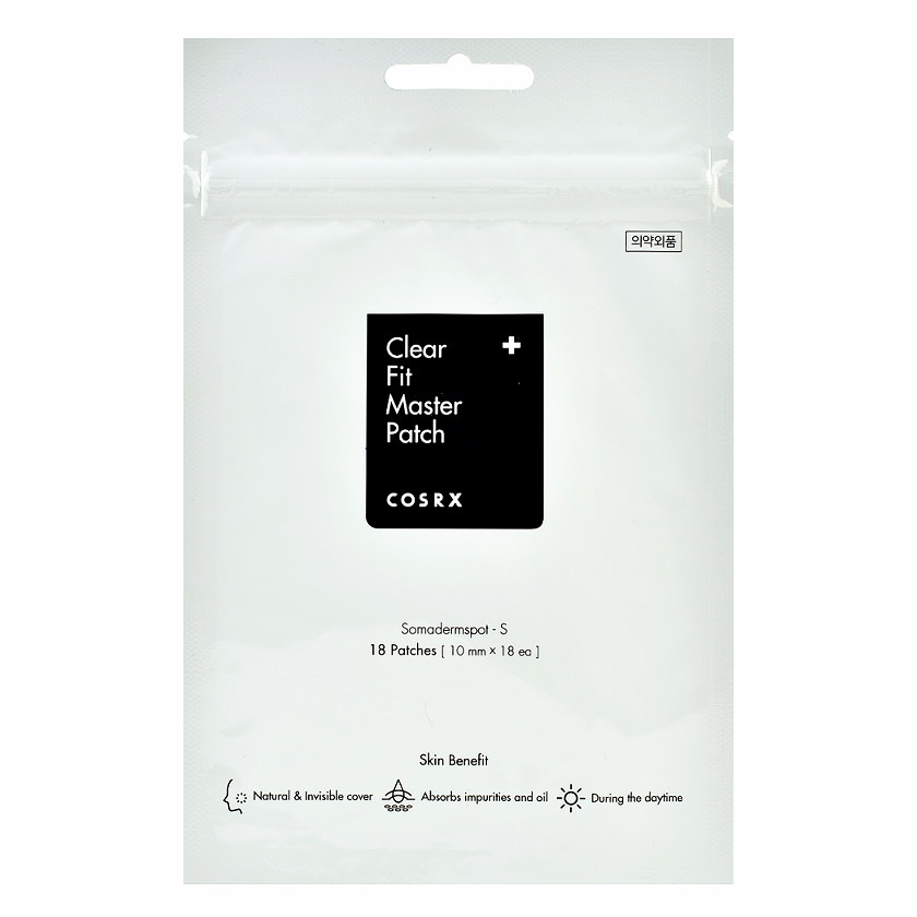 COSRX Clear Fit Master Patch | Shop Cosrx Korean skincare cosmetics in Canada & USA at Chuusi.ca