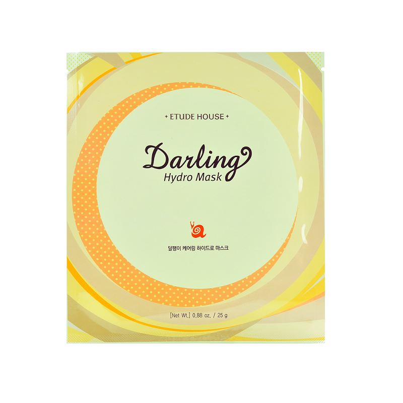 Etude House - Darling Hydro Mask | Chuusi | Shop Korean and Taiwanese Cosmetics & Skincare at Chuusi.ca