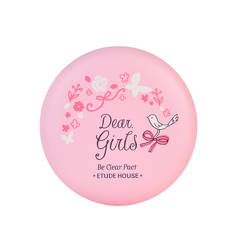 Dear Girls Oil Control Pact