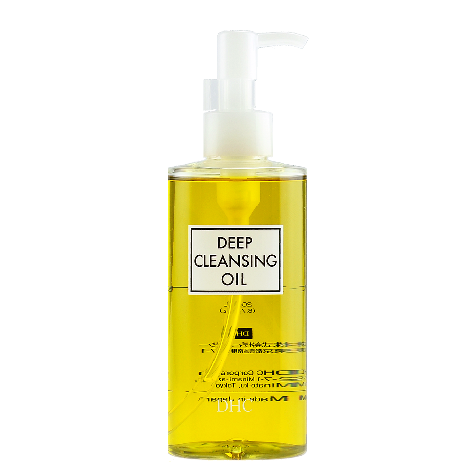 DHC Deep Cleansing Oil (200ml) | Shop Japanese Cleansers in Canada & USA at Chuusi.ca
