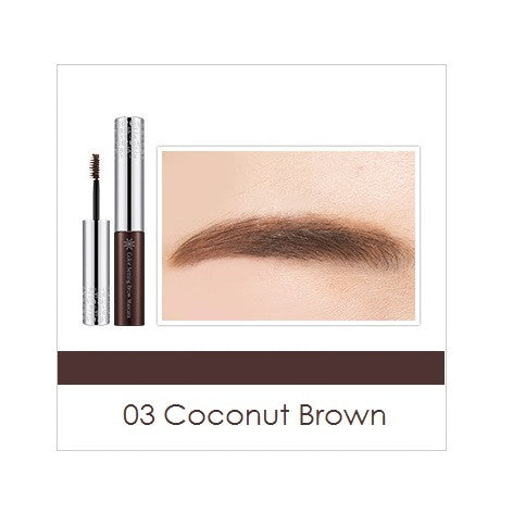Missha - The Style Color Setting Brow Mascara | Chuusi | Shop Korean and Taiwanese Cosmetics & Skincare at Chuusi.ca - 5