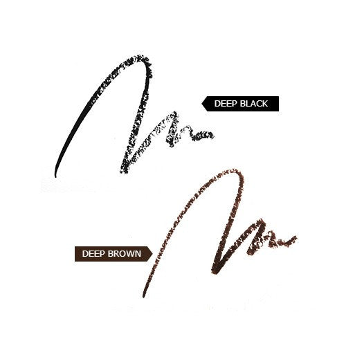 Missha - The Style Long Wear Skinny Gel Pencil Liner | Chuusi | Shop Korean and Taiwanese Cosmetics & Skincare at Chuusi.ca - 2