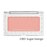 Missha - The Style Defining Blusher | Chuusi | Shop Korean and Taiwanese Cosmetics & Skincare at Chuusi.ca - 6