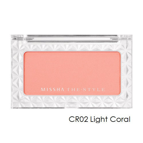 Missha - The Style Defining Blusher | Chuusi | Shop Korean and Taiwanese Cosmetics & Skincare at Chuusi.ca - 5