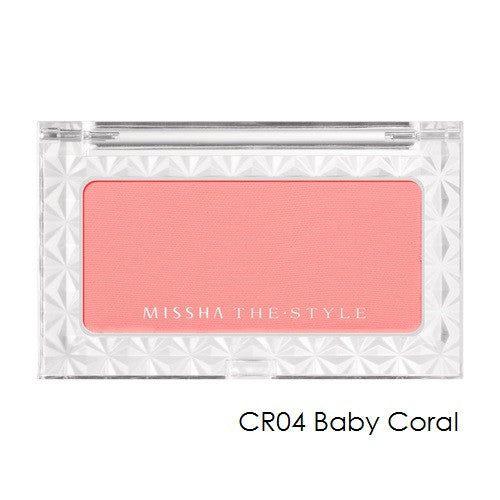 Missha - The Style Defining Blusher | Chuusi | Shop Korean and Taiwanese Cosmetics & Skincare at Chuusi.ca - 4