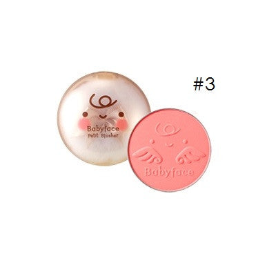 It's Skin - Babyface Petit Blusher | Chuusi | Shop Korean and Taiwanese Cosmetics & Skincare at Chuusi.ca - 2
