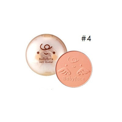 It's Skin - Babyface Petit Blusher | Chuusi | Shop Korean and Taiwanese Cosmetics & Skincare at Chuusi.ca - 3