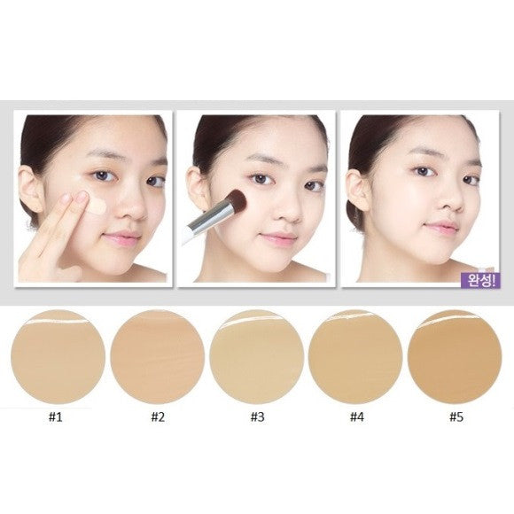 Etude House - Stay Up Foundation SPF30 PA++ | Chuusi | Shop Korean and Taiwanese Cosmetics & Skincare at Chuusi.ca - 11