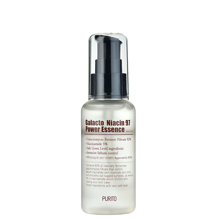 PURITO Galacto Niacin 97 Power Essence -- Shop Korean Japanese Taiwanese skincare in Canada & USA at Chuusi.ca