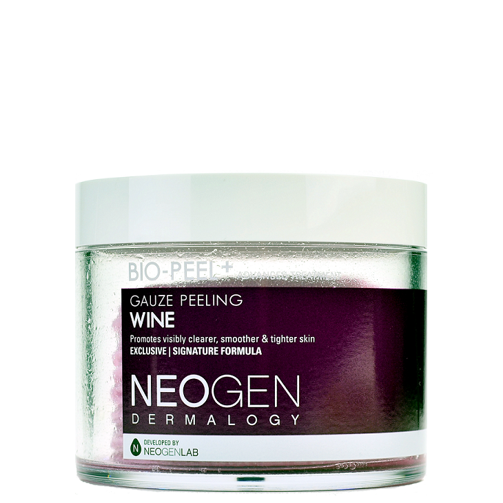NEOGEN Bio-Peel Gauze Peeling Wine | Shop Neogen Korean skincare cosmetics in Canada & USA at Chuusi.ca