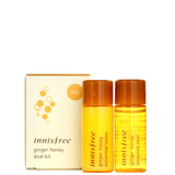 INNISFREE Ginger Honey Dual Kit -- Shop Korean Japanese Taiwanese Skincare in Canada & USA at Chuusi.ca