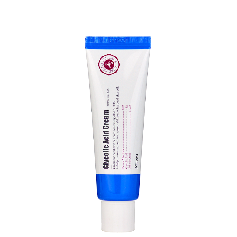 APIEU Glycolic Acid Cream -- Shop Korean Japanese Taiwanese Skincare in Canada & USA at Chuusi.ca