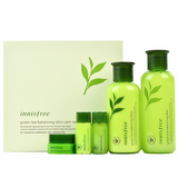 INNISFREE Green Tea Balancing Skin Care Set | Shop Innisfree Korea skincare cosmetics in Canada & USA at Chuusi.ca