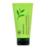 Innisfree - Green Tea Cleansing Foam | Chuusi | Shop Korean and Taiwanese Cosmetics & Skincare at Chuusi.ca