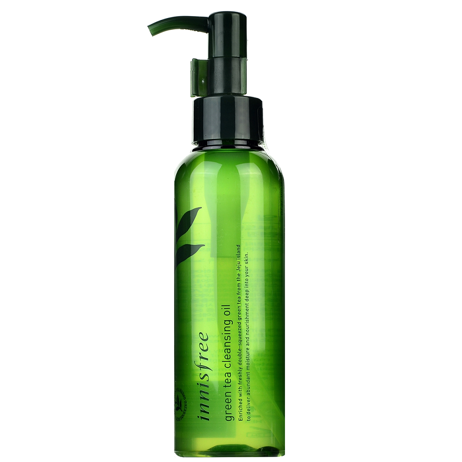 INNISFREE Green Tea Cleansing Oil | Shop Innisfree in Canada & USA at Chuusi.ca