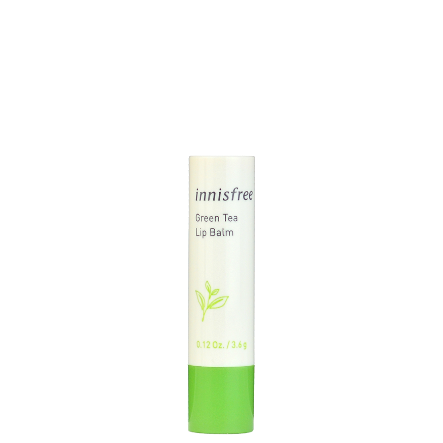 Innisfree Green Tea Lip Balm -- Shop Korean Japanese Taiwanese skincare in Canada & USA at Chuusi.ca