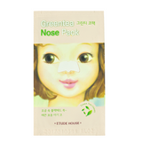 Etude House - Green Tea Nose Pack | Chuusi | Shop Korean and Taiwanese Cosmetics & Skincare at Chuusi.ca