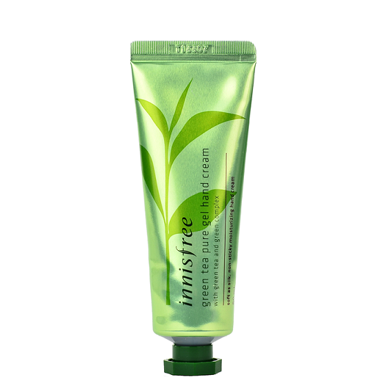 INNISFREE Green Tea Pure Gel Hand Cream | Canada & USA | Chuusi