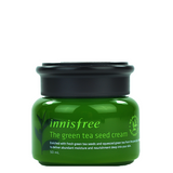 Innisfree - The Green Tea Seed Cream | Chuusi | Shop Korean and Taiwanese Cosmetics & Skincare at Chuusi.ca