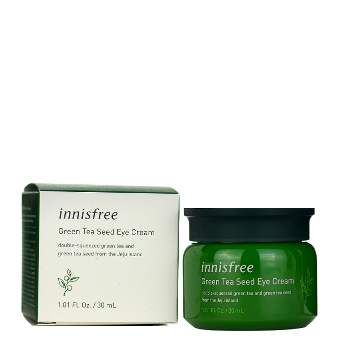 Innisfree Green Tea Seed Eye Cream -- Shop Korean Japanese Taiwanese skincare in Canada & USA at Chuusi.ca