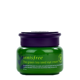 Innisfree - The Green Tea Seed Eye Cream | Chuusi | Shop Korean and Taiwanese Cosmetics & Skincare at Chuusi.ca