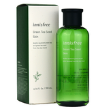 INNISFREE Green Tea Seed Skin -- Shop Korean Japanese Taiwanese Skincare in Canada & USA at Chuusi.ca