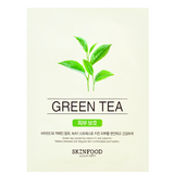 SKINFOOD Beauty In A Food Mask - Green Tea | Shop Skinfood Korean skincare in Canada & USA at Chuusi.ca